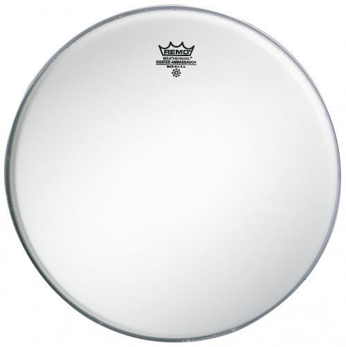 "Пластик Remo BA-0112-00 AMBASSADOR 12"" COATED"