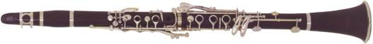 """Кларнет """"Bb"""" Brahner C-403S"""