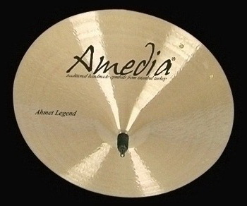 Тарелка Amedia Ahmet Legend Crash 16""
