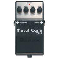 Педаль эффектов Boss ML-2 Metal Core