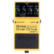 Педаль эффектов Boss ODB-3 Bass OverDrive