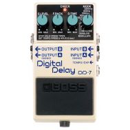 Педаль эффектов Boss DD-7 Digital Delay