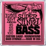 Струны для бас-гитар Ernie Ball 2834 45-100 4-String