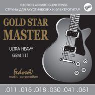 Струны для электрогитары Fedosov GSM 111