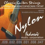 Струны для классической гитары Fedosov NS328