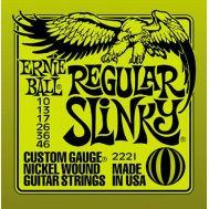 Струны для электрогитары Ernie Ball 2221 10-46