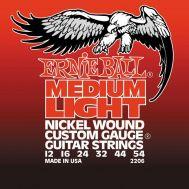 Струны для электрогитары Ernie Ball 2206 12-54