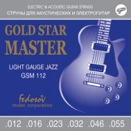 Струны для электрогитары Fedosov GSM 112