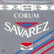 Струны для классической гитары Savarez 500ARJ
