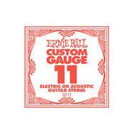 Струна для электрогитары Ernie Ball 1011 0.11