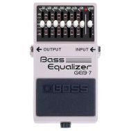 Педаль эффектов Boss GEВ-7 Bass Equalizer