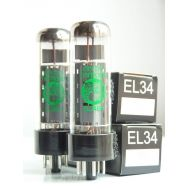 Лампы для усилителя Electro-Harmonix EL34 пара