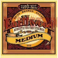Струны для акустической гитары Ernie Ball 2002 13-56
