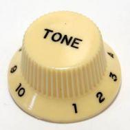 """Hosco KI-240TI. Ручка потенциометра """"Tone"""", Fender® style."""