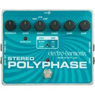 Педаль эффектов Electro-Harmonix Stereo PolyPhase