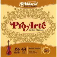 Струны для скрипки D'Addario J56 4/4M