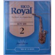 Трость для саксофона альт Rico RJB1020