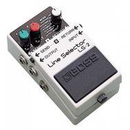 Педаль эффектов Boss LS-2 Line Selector