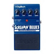 Педаль эффектов Digitech DSB Screamin' Blues