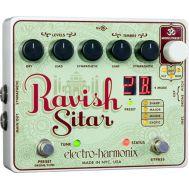 Педаль эффектов Electro-Harmonix Ravish Sitar