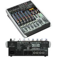 Микшерный пульт Behringer XENYX QX1204 USB