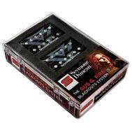 Комплект звукоснимателей Seymour Duncan 11106-65-B AHB-11s GUS G.FIRE Blackouts System