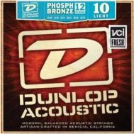 Струны для 12-стр акустической гитары Dunlop DAP 1047J