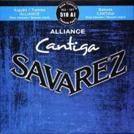 Струны для классической гитары Savarez 510AJ