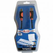 Кабель Bespeco SLAB300 USB