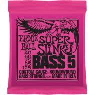Струны для бас-гитар Ernie Ball 2824 40-125 5-String