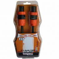 Кабель акустических систем Bespeco SLKF900