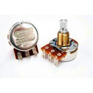 Потенциометр Seymour Duncan 11807-60-250 SDP-250, 250K Pot, SD Logo
