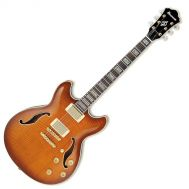 Полуакустическая гитара Ibanez AS93 VLS