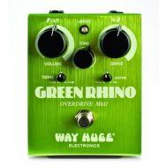 Педаль эффектов Dunlop WHE202 GREEN RHINO Way Huge
