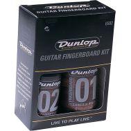 Средство для чистки накладки грифа Dunlop 6502 FINGERBOARD CARE KIT