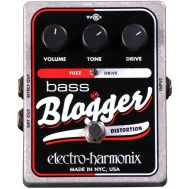 Педаль эффектов Electro-Harmonix Bass Blogger - Overdrive/Distortion