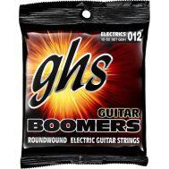 Струны для электрогитары GHS GBH 12-52
