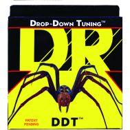 Струны для электрогитары DR Drop-Down Tuning 11-54 Extra Heavy DDT-11