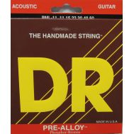 Струны для акустических гитар DR PML-11 (11-50) Pre Alloy