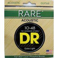 Струны для акустической гитары DR RPL-10 (10-48) RARE