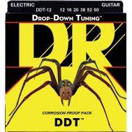 Струны для электрогитары 12-60 DR DDT-12 Drop-Down Tuning