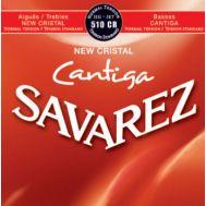 Струны для классической гитары Savarez Ref 510CR.