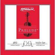 Струны для скрипки D'addario J810 1/4 M.