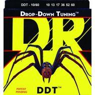 Струны для электрогитары DR Strings DDT-10/60 Drop-Down Tuning