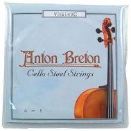 Струны для виолончели Anton Breton VNS-149C