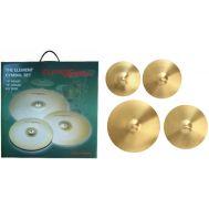 Набор барабанных тарелок Peace CYM-9-8208