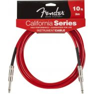 Инструментальный кабель FENDER 10' CALIFORNIA INSTRUMENT CABLE CANDY APPLE RED