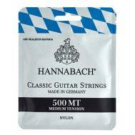 Струны для классической гитары Hannabach 500MT