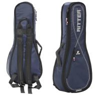 Чехол для укулеле сопрано Ritter RGP2-U/BLW.