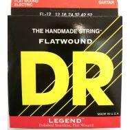 Струны для электрогитар LEGEND DR FL-12 (12-52)